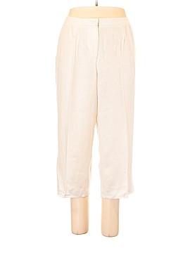 Style&Co Linen Pants Size 18 (Plus)