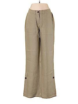 L.L.Bean Linen Pants Size 8 (Tall)