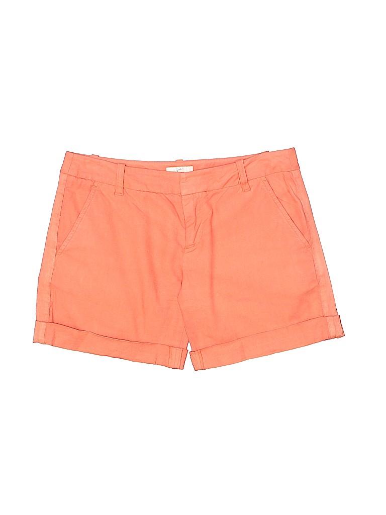 Joie Women Khaki Shorts Size 0