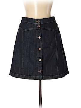 H&M Denim Skirt Size 10