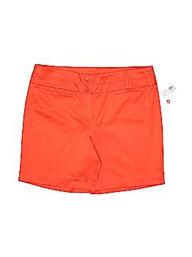 New Directions Khaki Shorts Size 14