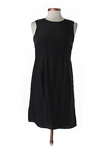 Garnet Hill Silk Dress Size 6