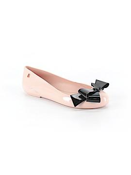 Melissa Flats Size 8