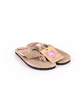 Ocean Minded Sandals Size 7