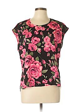 Love Sadie Short Sleeve Blouse Size M
