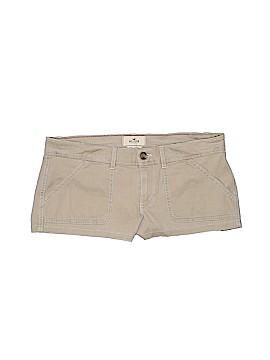 Hollister Khaki Shorts Size 6