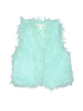 Piper Faux Fur Vest Size 10 - 12
