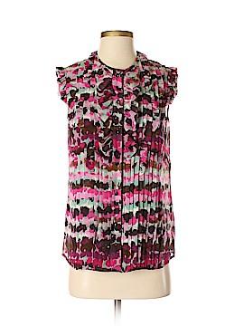 Escada Sleeveless Silk Top Size 34 (EU)