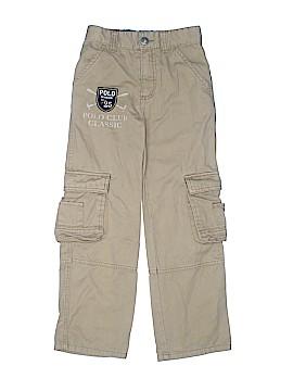 Gymboree Cargo Pants Size 7 (Slim)