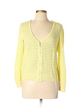 St. John Sport Wool Cardigan Size L