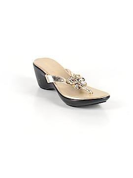 Athena Alexander Wedges Size 10