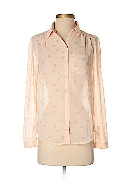 Frenchi Long Sleeve Blouse Size XS