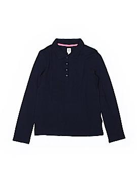 Gap Kids Long Sleeve Polo Size 12