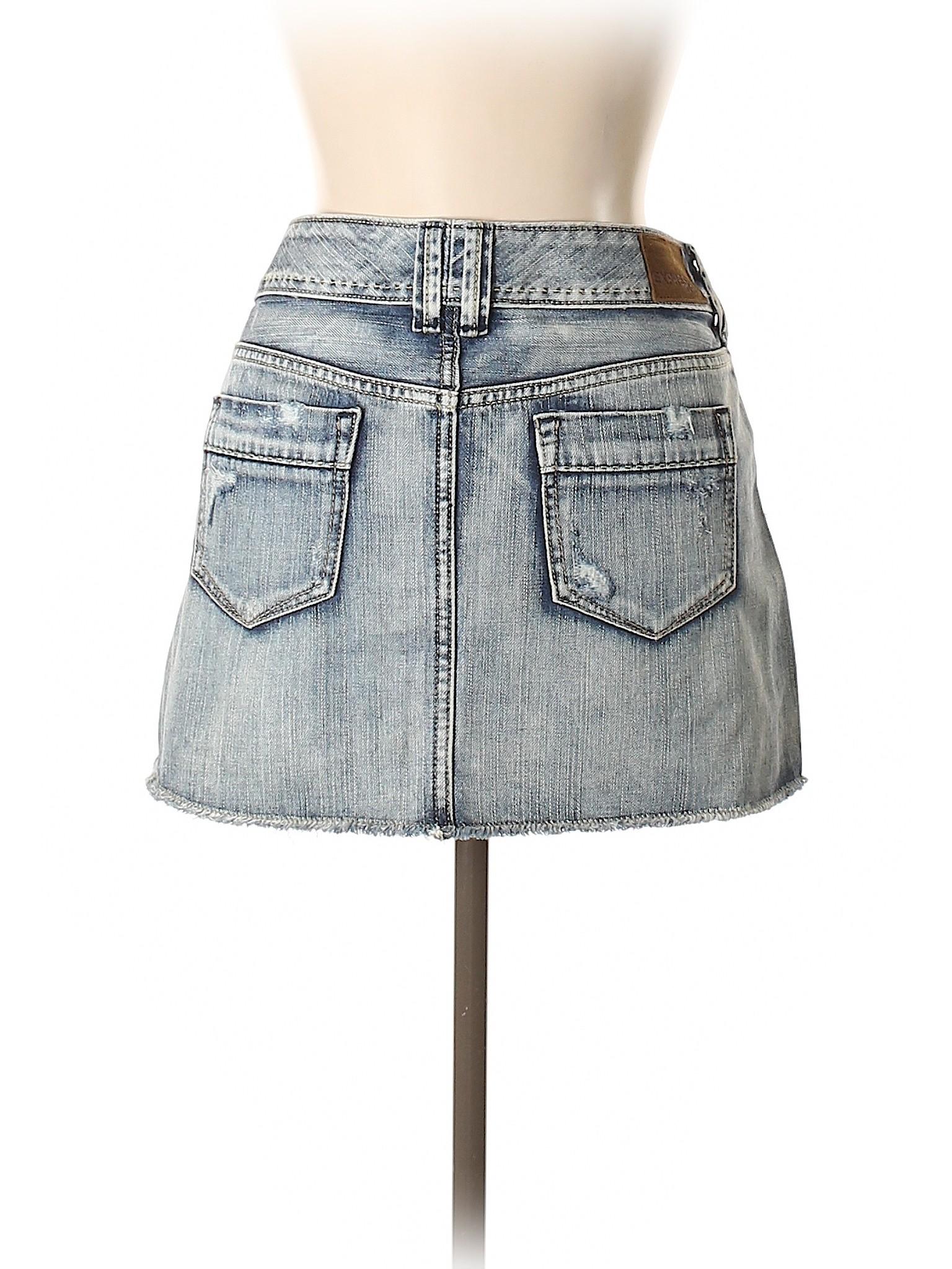 Denim Boutique Boutique Skirt Boutique Denim Skirt Skirt Denim qqEOR