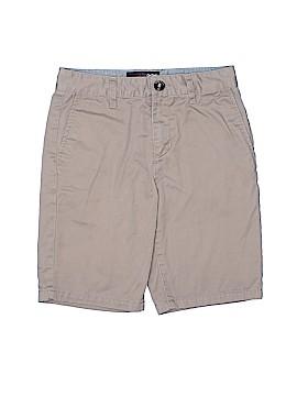 Blue Crown Khaki Shorts Size 14