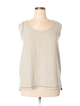 Ann Taylor Factory Short Sleeve Blouse Size XL