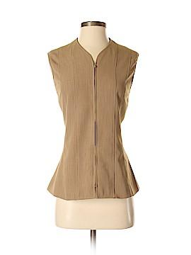 Halston Vest Size 8