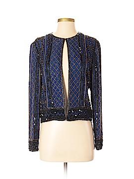 Adrianna Papell Silk Blazer Size S
