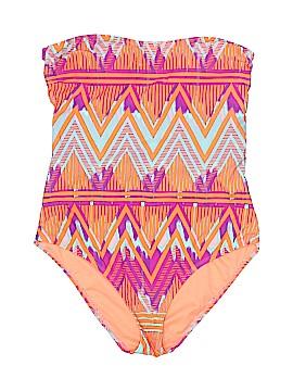 LA Hearts One Piece Swimsuit Size L