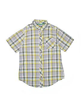 Little Arizona Short Sleeve Button-Down Shirt Size 14 - 16