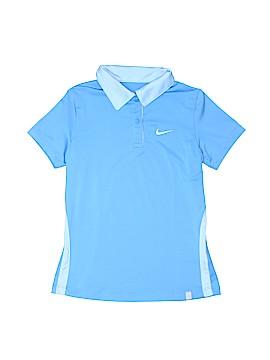 Nike Short Sleeve Polo Size S (Kids)