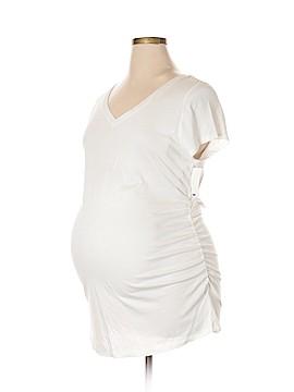 Liz Lange Maternity for Target Short Sleeve T-Shirt Size XL (Maternity)