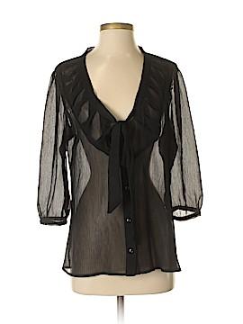 Kiyonna 3/4 Sleeve Blouse Size 0