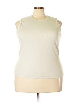 Alia Sleeveless Top Size 2X (Plus)