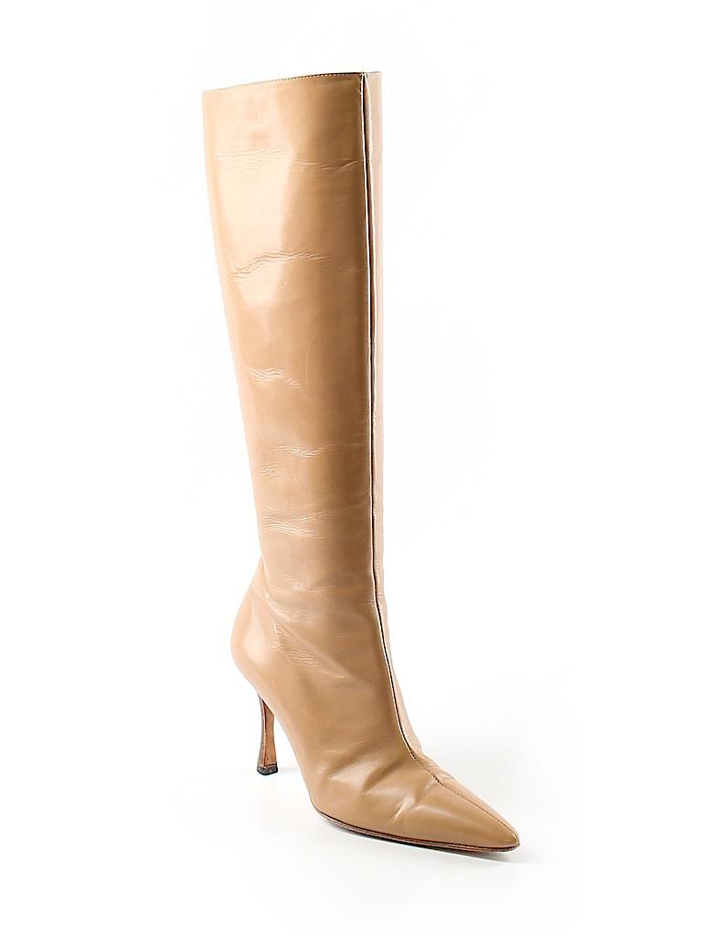 Manolo Blahnik Women Boots Size 35 (EU)