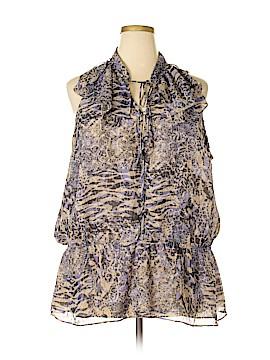 Beverly Drive Sleeveless Blouse Size 24 - 26 (Plus)
