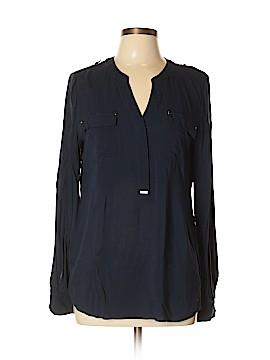 White House Black Market Long Sleeve Blouse Size 10