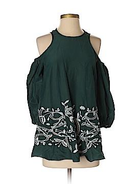 Tibi 3/4 Sleeve Blouse Size XS