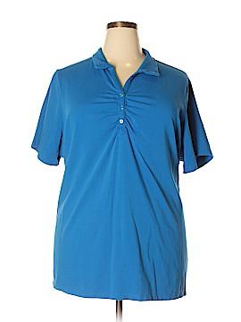 Avenue Short Sleeve Polo Size 30 - 32 Plus (Plus)