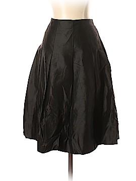 Banana Republic Silk Skirt Size 6