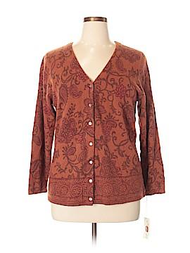 Tweeds Wool Cardigan Size 1X (Plus)