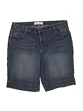 Fashion Express Denim Shorts Size 20 (Plus)