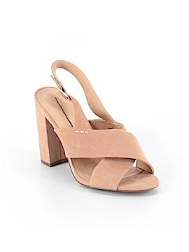 Who What Wear Heels Size 8 1/2