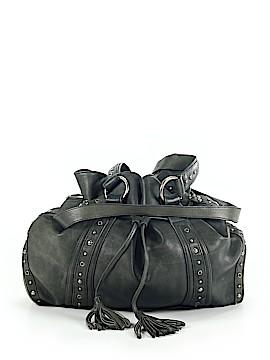 BCBGMAXAZRIA Leather Hobo One Size