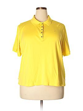 Ralph Lauren Short Sleeve Button-Down Shirt Size 3X (Plus)