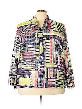 Ruby Rd. Long Sleeve Blouse Size 20W (Plus)