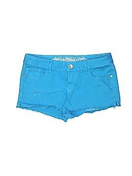 Express Jeans Denim Shorts Size 4
