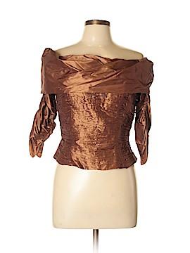 Chetta B 3/4 Sleeve Blouse Size 12