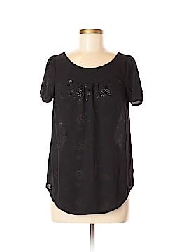 Vanessa Virginia Short Sleeve Blouse Size 6