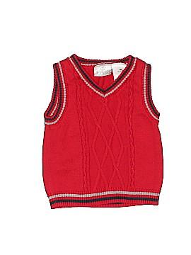 F.A.O Schwarz Sweater Vest Size 6 mo
