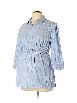 Motherhood 3/4 Sleeve Blouse Size L (Maternity)
