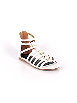 Paper Fox Sandals Size 7