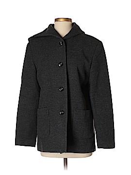 Sandro Sportswear Wool Coat Size 10