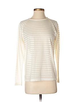 Harvey Faircloth Long Sleeve Top Size 4