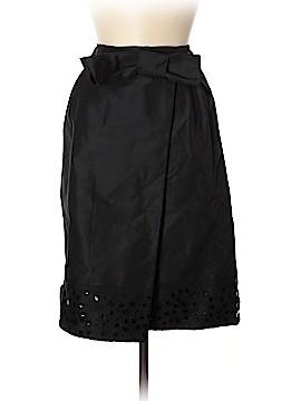 Lida Baday Silk Skirt Size 6