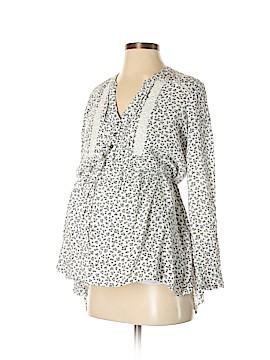 Motherhood Long Sleeve Blouse Size S (Maternity)